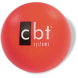 Round Stressball for Your Organization