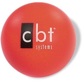 Round Stressball for Your Organization