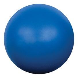 Round Stress Ball Giveaways