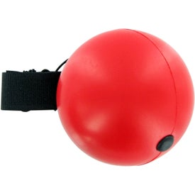 Round Ball Yo-Yo Stress Toy Imprinted with Your Logo