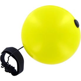 Customized Round Ball Yo-Yo Stress Toy