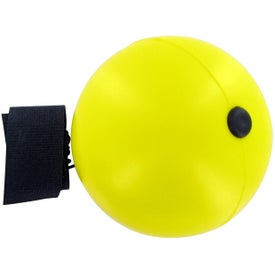 Logo Round Ball Yo-Yo Stress Toy