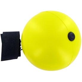Logo Round Ball Yo-Yo Stress Toy