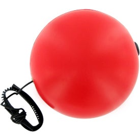 Round Ball Yo-Yo Stress Toy