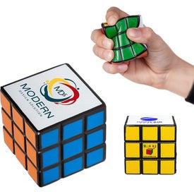 Rubik's Cube Stress Reliever