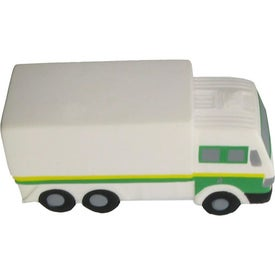 Custom Delivery Truck Stress Ball