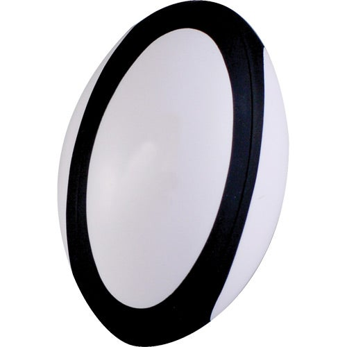 Black / White Rugby Ball Stress Reliever
