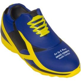 Running Shoe Stress Ball