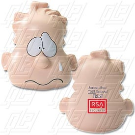 Sad Mood Dude Stress Ball