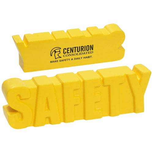 Safety Word Stress Ball