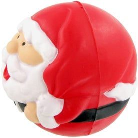 Customized Santa Ball Stress Toy