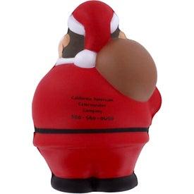 Santa Bert Stress Reliever for Marketing