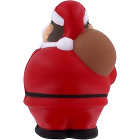Customized Santa Bert Stress Reliever