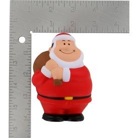 Santa Bert Stress Reliever for Customization