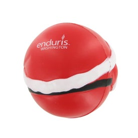 Custom Santa Claus Stress Ball