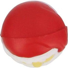 Logo Santa Claus Stress Ball