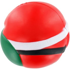 Santa Claus Stress Ball for Promotion