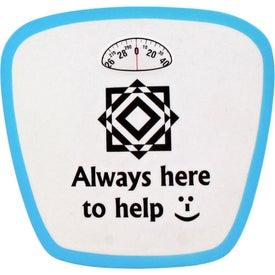 Logo Scale Stress Ball
