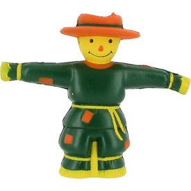 Advertising Scarecrow Stress Ball