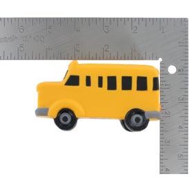 Company School Bus Stress Reliever