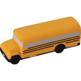 Advertising School Bus Stress Ball