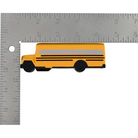 Custom Conventional School Bus Stress Ball