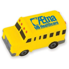 School Bus Stressballs