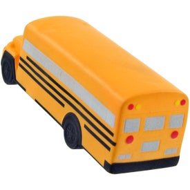 Company School Bus Stress Toy