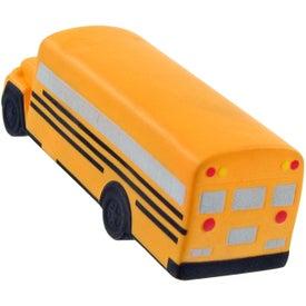Company School Bus Stress Toy