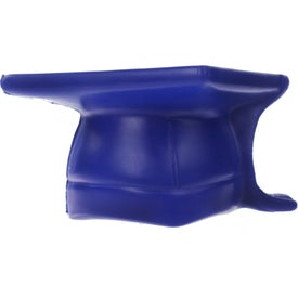 Promotional Mortarboard Hat Stress Ball