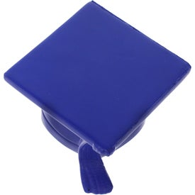 Mortarboard Hat Stress Ball for Your Organization