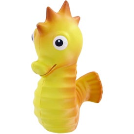 Sea Horse Stress Toy for Promotion