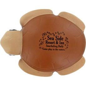 Customized Sea Turtle Stress Ball