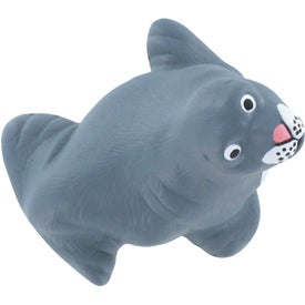 Promotional Seal Stress Reliever
