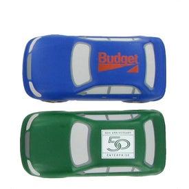 Customized Sedan Stress Ball