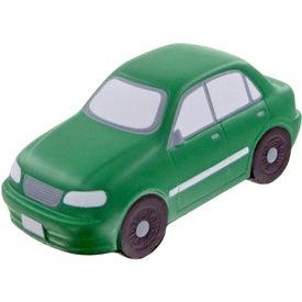 Custom Sedan Stress Toy
