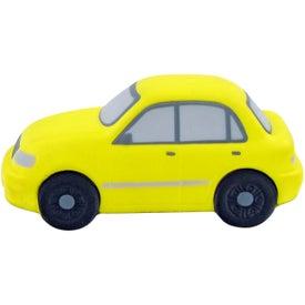 Branded Sedan Stress Toy