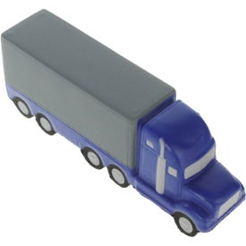 Company Semi Truck Stress Ball
