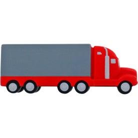 Customized Semi Truck Stress Ball