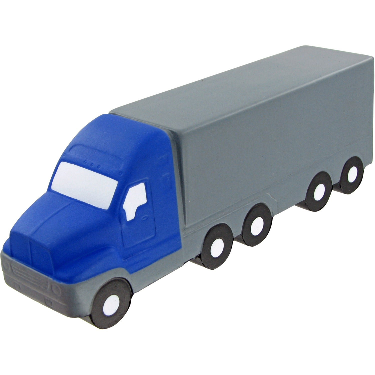 Semi Truck Large Stress Toy