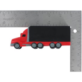 Semi Truck Stress Reliever with Your Logo
