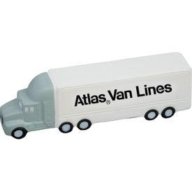 Semi Truck Stressball
