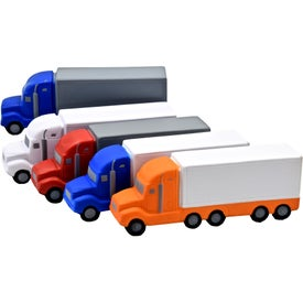 Semi Truck Stress Toy
