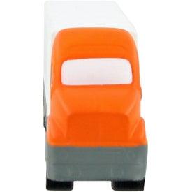 Branded Semi Truck Stress Toys