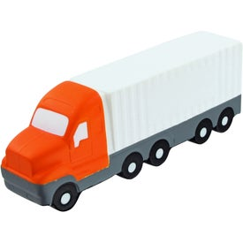 Semi Truck Stress Toys Printed with Your Logo