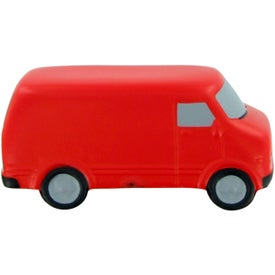 Service Van Stress Toy for Your Church