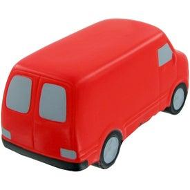 Service Van Stress Toy Giveaways