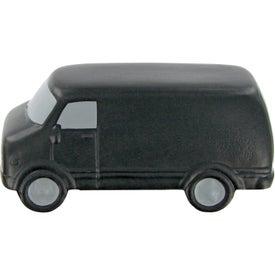 Customized Service Van Stress Toy