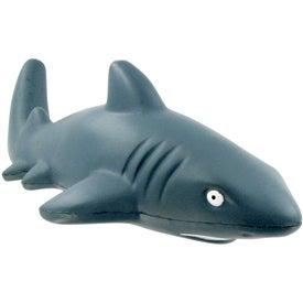 Custom Shark Real Stress Toy