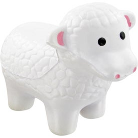 Advertising Sheep Stress Toy